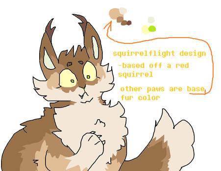 squirrelflight design 2
