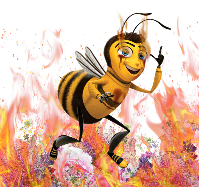 BEE MOvIE By WhaleBubbler On DeviantArt
