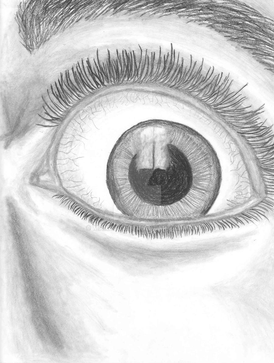 Scared Eye By Maxcc89 On DeviantArt