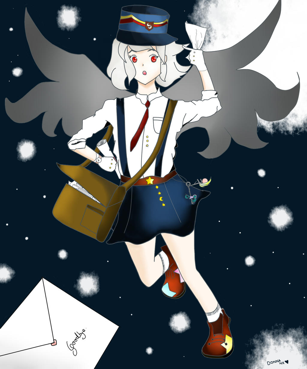 Postwoman by donnita-sama