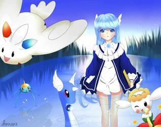 A New World by donnita-sama