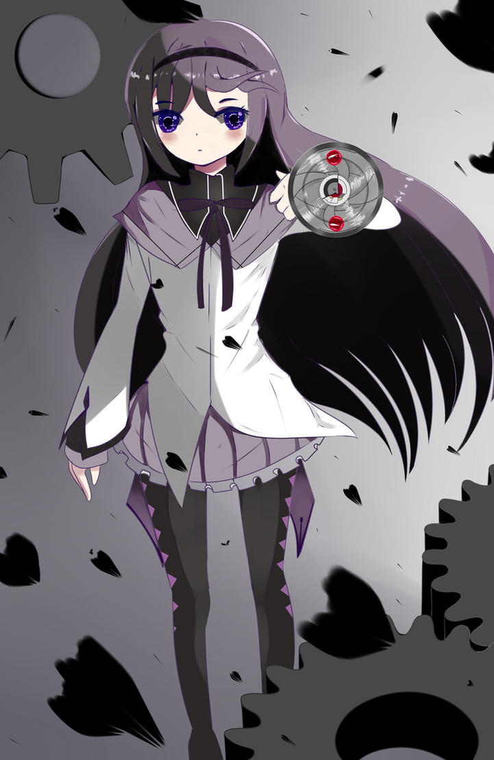 Homura Akemi by donnita-sama