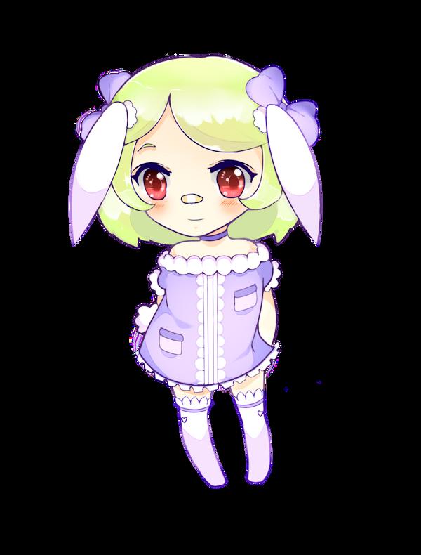 Chibi by donnita-sama