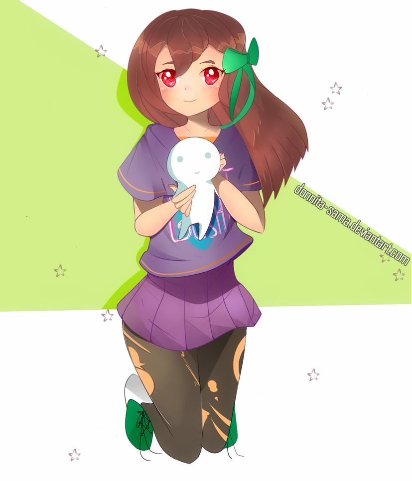 C: Gabby by donnita-sama