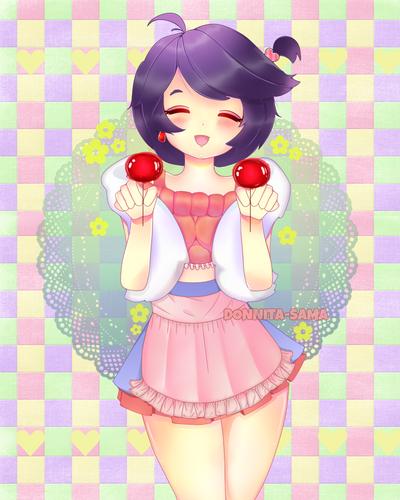 Cheer up! by donnita-sama