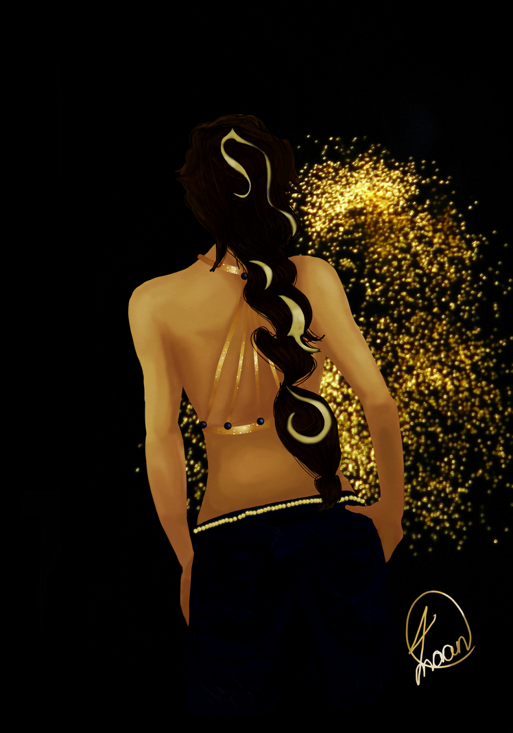 Gold. by Garnette1601