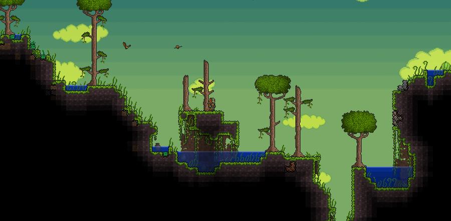 how to turn to jungle terraria