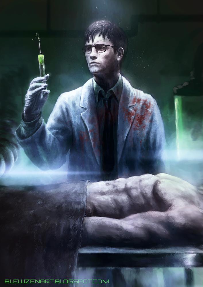Herbert West, reanimator by blewzen