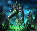 Bloodsports15: Guild of golems