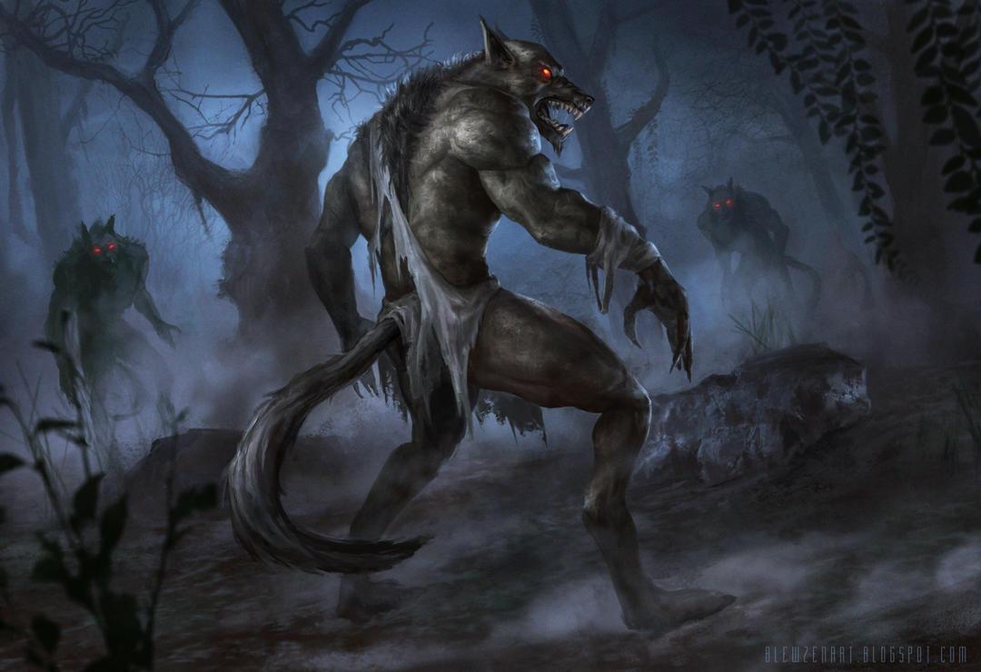 Wolf killer by blewzen