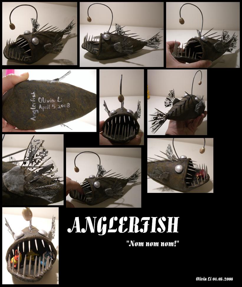Anglerfish - Finished by Lovia