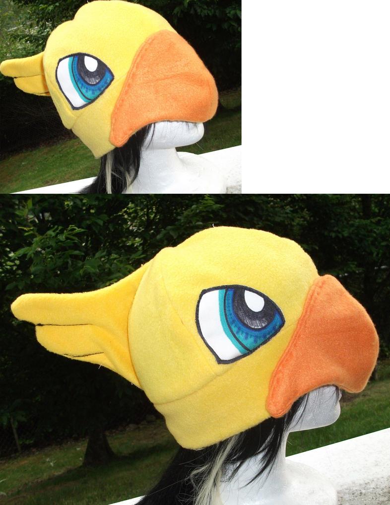 Chocobo Hat by Chochomaru
