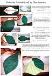 Chikorita leaf tutorial