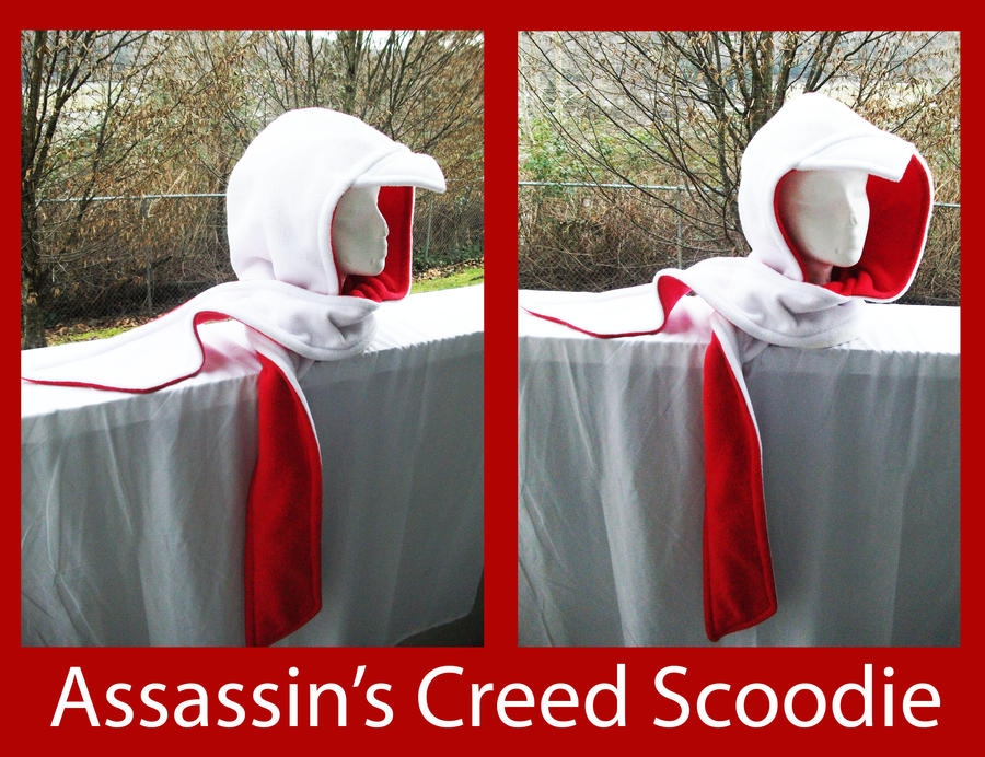 Assassin Scoodie By Chochomaru On Deviantart