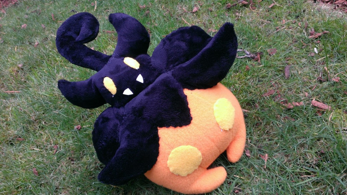 Pumpkaboo Plush by Chochomaru