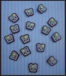 Bread and Butter Charms