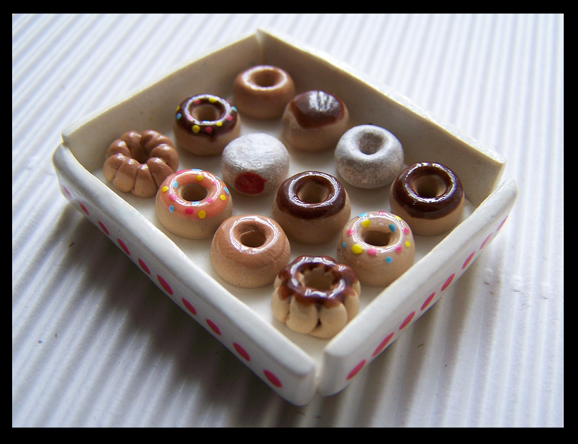:: Krisp Kremey Donuts :: by LastStringOfLovely