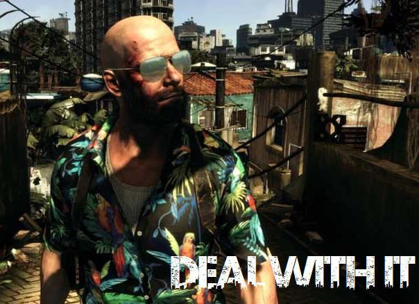 Max Payne In A Hawaiian Shirt By Bgfgty66 On Deviantart