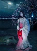 yurei by samurairoma