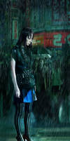 Mika Nakashima - Resident evil by samurairoma