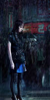 Resident Evil:Afterlife vers.2 by samurairoma