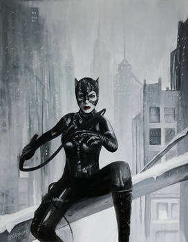 Catwoman ( Batman Returns )