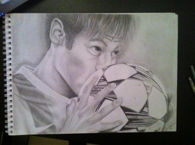 Neymar by irisvt
