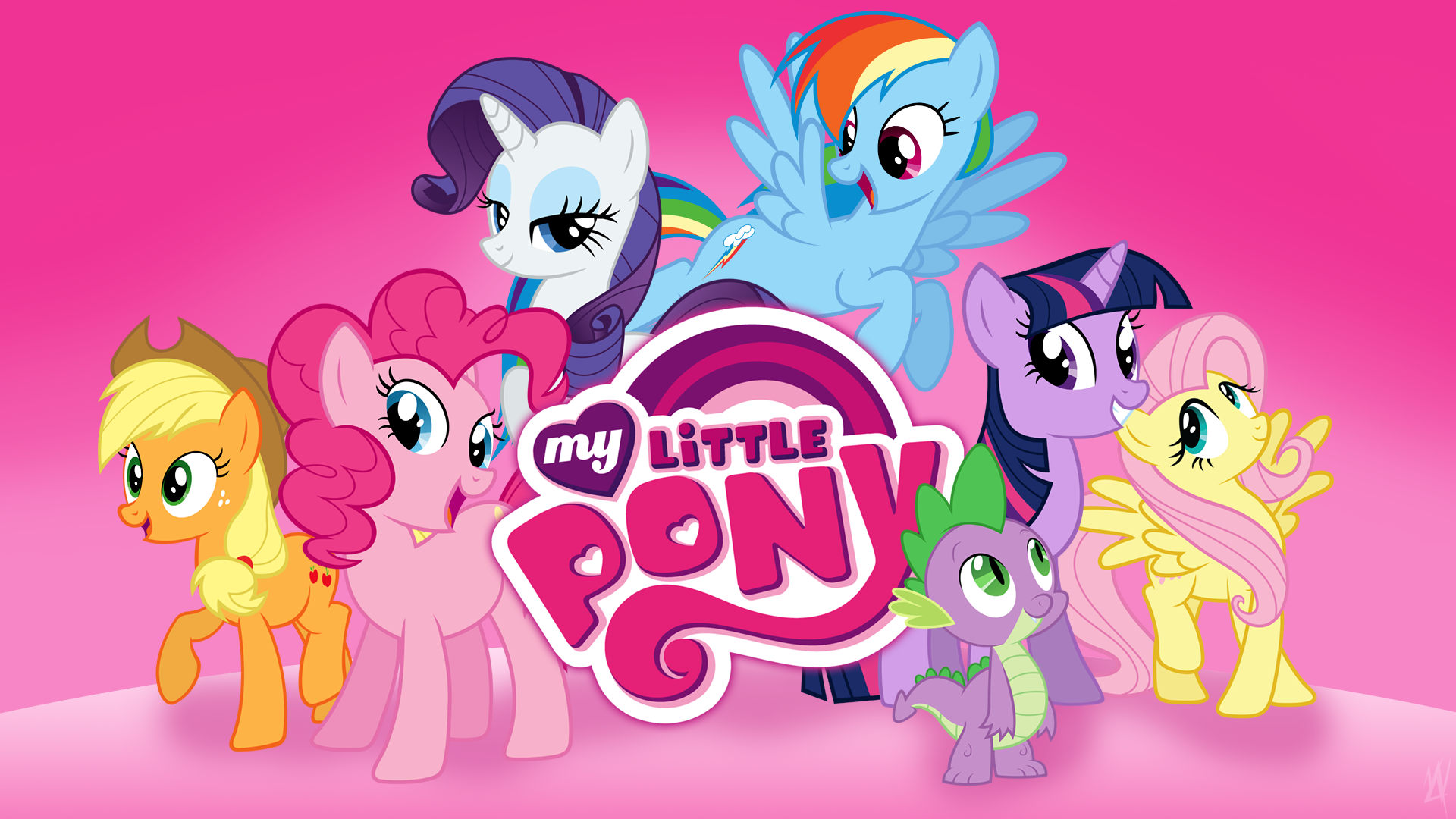 Imagenes] Fondos/Wallpapers de MLP [PC]