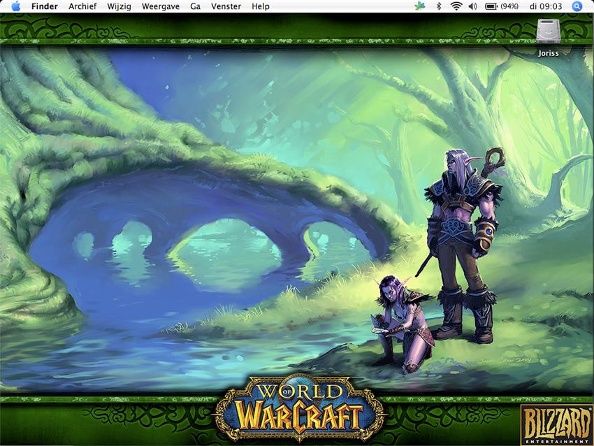 iBook Joriss World of Warcraft by Joriss