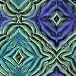 Abstract Tiling Wallpaper - Updated