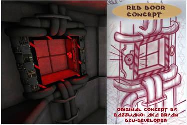 Updated Red Door Concept by 1DeViLiShDuDe