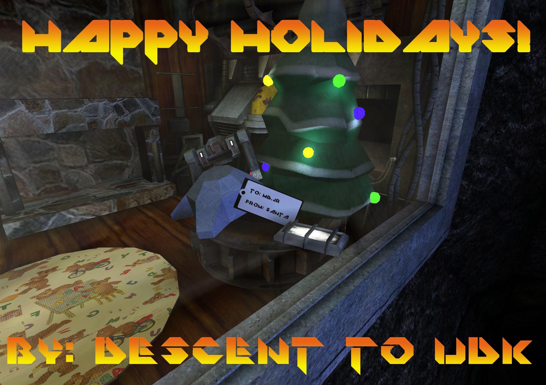 D2U Holidays by 1DeViLiShDuDe
