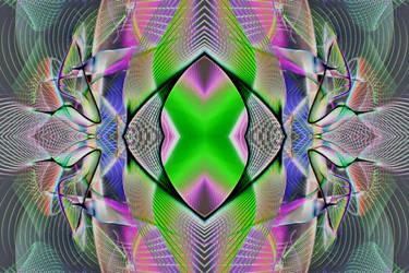 Anomalous Space - Negative Dimensions by 1DeViLiShDuDe
