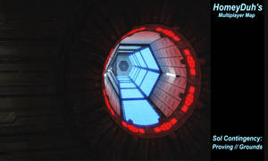 Map Laser Tunnel - Posted