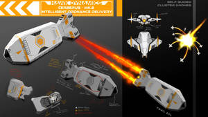 SolC - Proving Grounds - Cerberus MK.2