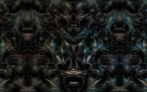 Ancient Alien Carvings