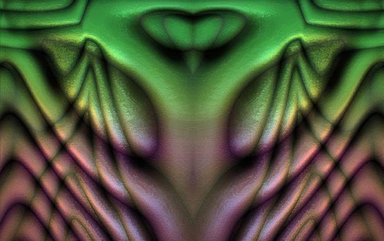 Ancient Alien Eyes