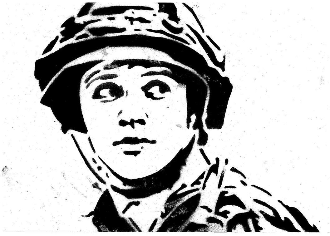 Soldier By Shvepseg On Deviantart
