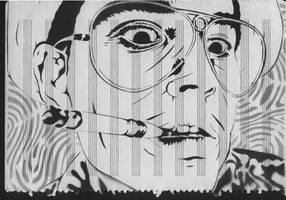 Fear and Loathing in Las Vegas Johnny Depp by SHVEPSEG