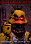 Nightmare Chica - The Terminator. (SFM)
