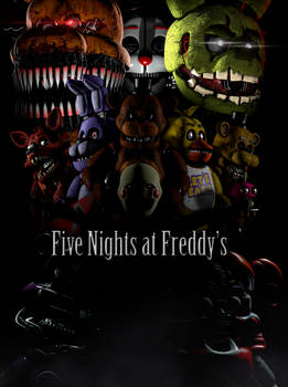 Five Nights at Freddy's. (400 wa. special) {SFM}