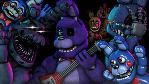 Rock Band. (SFM)