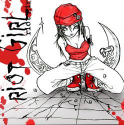 riot girl by s1nacH
