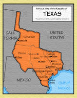 Republic of Texas by rubberduck3y6