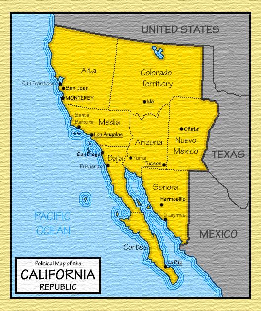 California Republic by rubberduck3y6