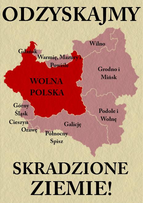 Polish Irredentism by rubberduck3y6