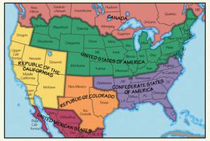 Alternate North America by rubberduck3y6