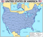 The 63 States of America