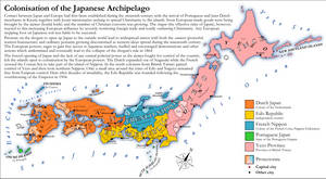 Colonisation of the Japanese Archipelago by rubberduck3y6