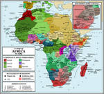 Africa in 1984
